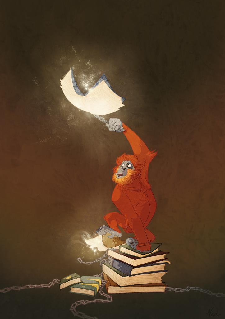 librarian deviant